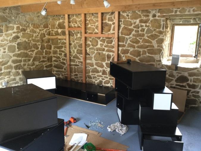 Poterie Toramur aménagement atelier