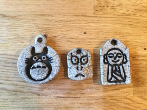 Bijoux artisanaux d'inspiration japonaise