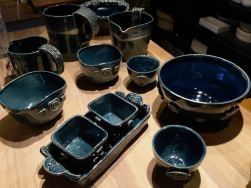 vaisselle artisanale et grès alimentaire