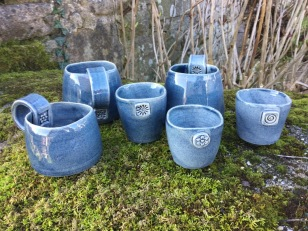 vaisselle artisanale, mugs et tasse à café en céramique