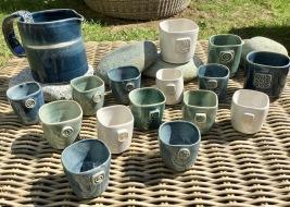 tasses à café artisanales