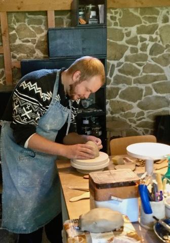 poterie Toramur cours élève