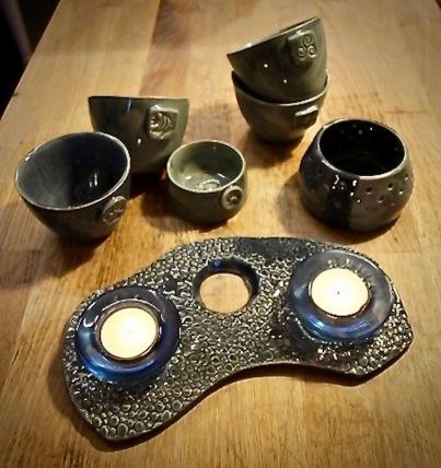 poterie Toramur productions élèves