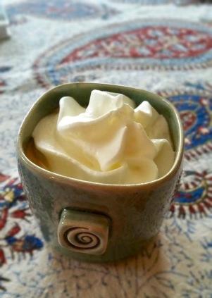 Poterie toramur café liégeois