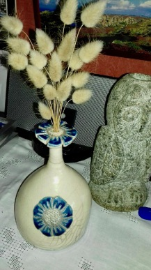 Poterie toramur vase cassé
