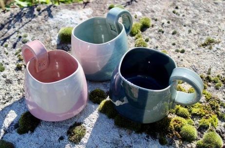 Poterie Toramur mugs