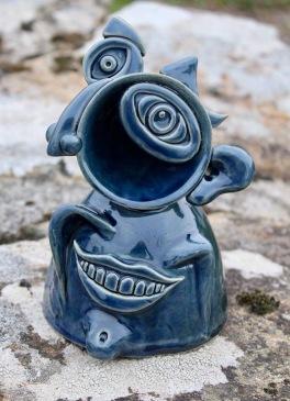 Poterie Toramur Totem sourire