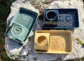 poterie toramur 3 coquetiers